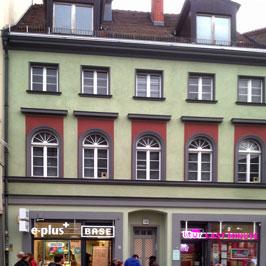 Praxis Dr. Pochhammer Carl-Schurz-Str. 16 in der Altstadt Spandau